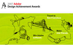 Adobe Design Acchievement Awards