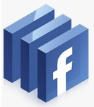 Logo de Facebook Connect