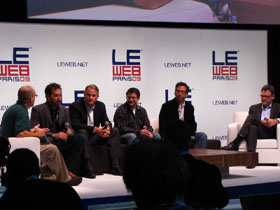 LeWeb: Venture Capital vs Business Angels