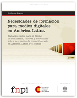 Periodistas digitales: Medios Digitales en Amrica Latina y Web 2.0