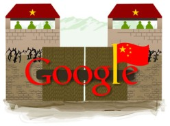 Google se enfrenta al ejrcito digital de China