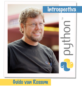 Guido van Rossum, el desarrollador de Python
