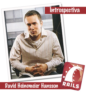 David Heinemeier Hansson, creador de Ruby on Rails