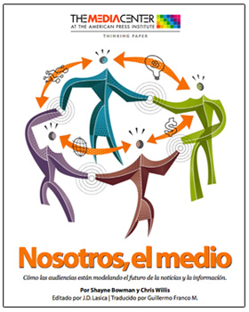 E-book: Nosotros, el medio