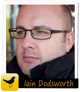 Iain Dodsworth fundador de Tweetdeck