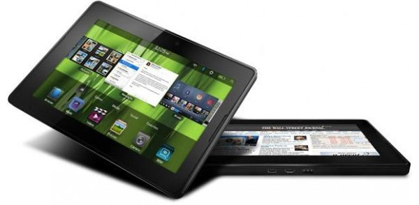 Desarrollo para BlackBerry PlayBook con Flex