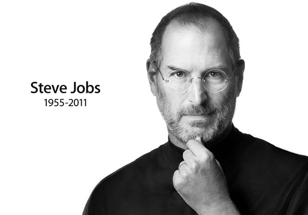 """Think Different"" Steve Jobs"
