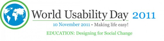 World Day Usability 2011