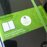 Crear enlaces entre el papel y lo digital; caso Evernote+Moleskine