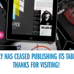 The Daily: Periodismo para tablets un intento fallido