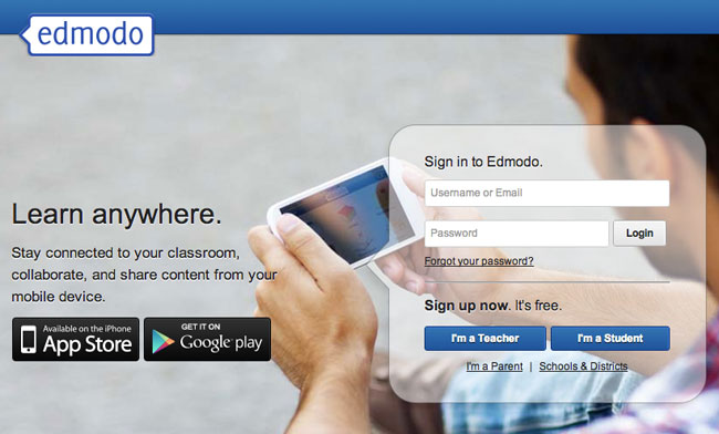 Edmodo, plataforma que conecta estudiantes y profesores