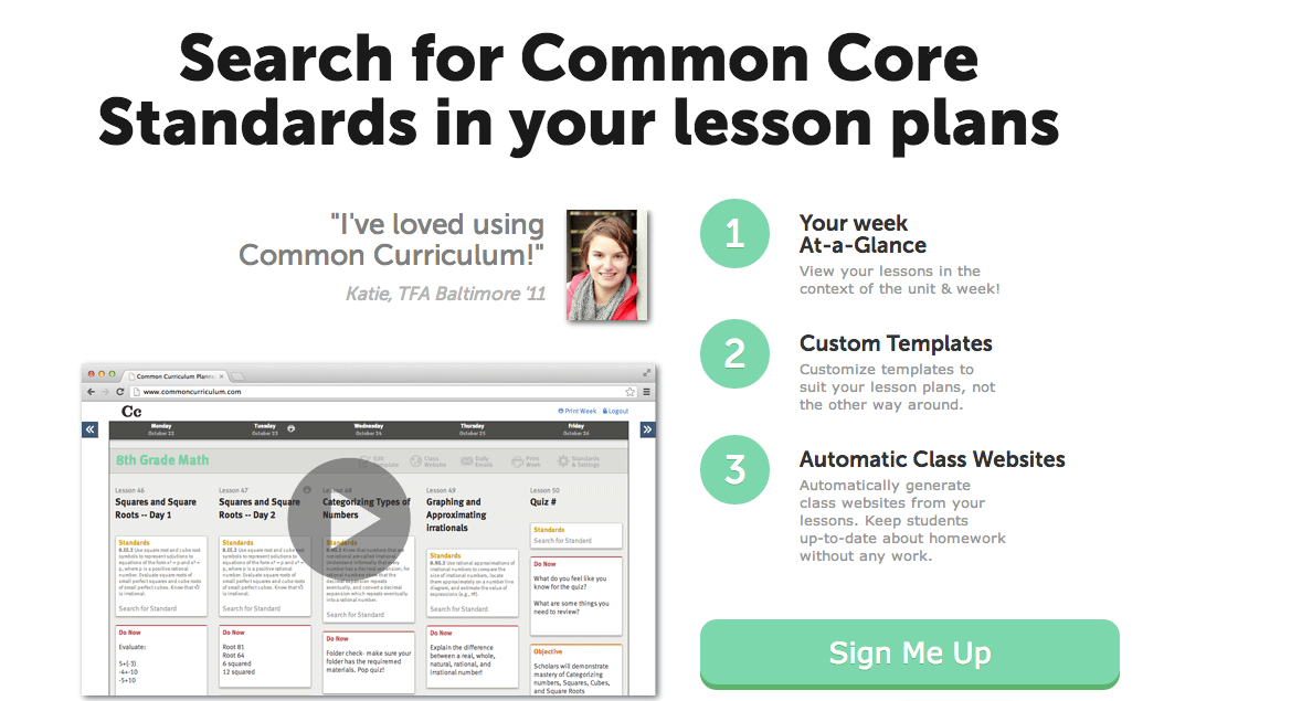 common-curriculum