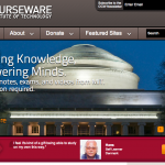 MIT OpenCourseware: Acceso gratuito a materiales de los cursos del Instituto de Tecnologa de Massachusetts