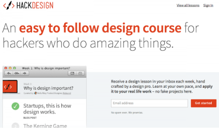 course-hack-design