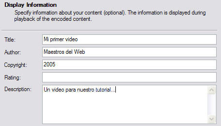 Tutorial para Transmitir Video en Vivo