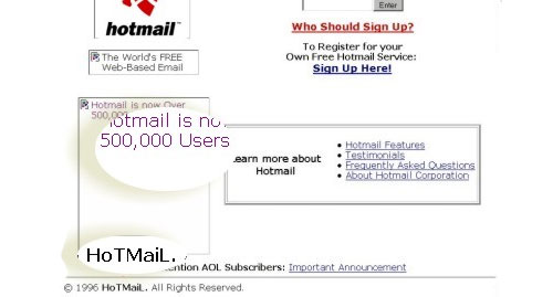 Hotmail usuarios