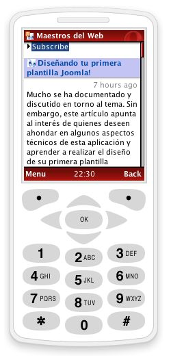 Captura Opera Mini