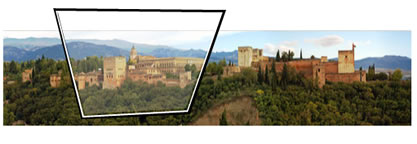 Panoramio Look Around de Alhambra