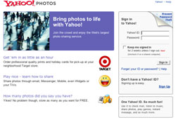 Yahoo Photos migra a Flickr para promover la web 2.0